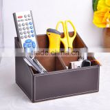 High-grade leather gift bo / leather / leather bo wine bo /PU/PVC remote control bo