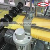 Manufactuing car air filter making machine for car air filters