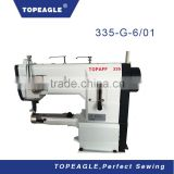 TOPAFF 335-G-6/01BLN Single Needle Unison Feed Sewing Machine For Industry And Handicraft