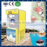 RB3035B-3 with CE certification of stainless steel automatic flat pan fried ice cream machine
