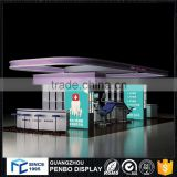 OEM ODM shopping mall metal MDF teeth whitening kiosk for sale                                                                         Quality Choice