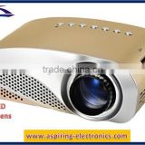 Mini LED Protable Projector 1080P Projector HD 3d chart projector