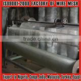 professional manufacturer aluminum invisible window screen/Fiberglass wire mesh