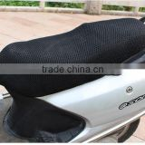 Breathable Anti-Slip Good Resilient Motorcycle Moped Scooter Seat Cover
