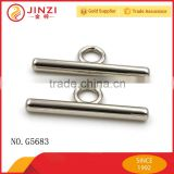 Metal T Bar ends for eyelet and metal chains handbag accessories                                                                         Quality Choice