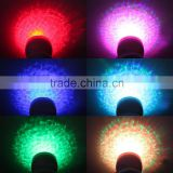 Best Selling 8 Brightness Model Color Changing Ocean Wave Night Light Projector With Music Player