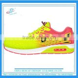 New arrival kid women men air cushion sneaker with led light for wholesale running shoes