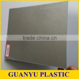 Double Color ABS Plastic Sheet, Silver color Double color ABS Sheet