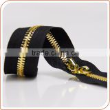Large metal zipper for garment accessories,auto-lock,close-end                                                                                                         Supplier's Choice