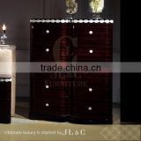 JH22-09 Chest of Drawers Corner Cabinet Design Custom Cabinets Bedroom from JL&C Luxury Home Furniture