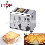Automatic portable one slice toaster/4-slice bread toaster