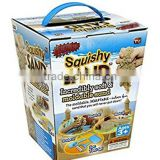 Squishy Sand As Seen On TV Soft and Moldable Indoor Toy