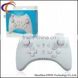 New for WII U/ WIIU classic Pro wireless controller white/black
