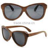 2016 newest designer Germany quality acetate wood sunglasses UV400