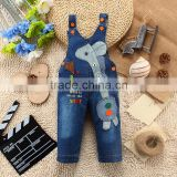 2015 new model Breathable baggy denim jeans pants