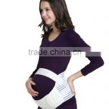 Adjustable maternity elastic belly band