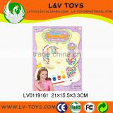 Nice jewelry diy paint toy education toys 2014