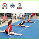 flexi roll with carpet face ,Roll up wrestling mat, cheerleading mats ,flexi roll gymnastic mats