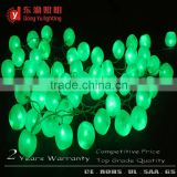 New Style 10M 100LEDS Colorful artificial Fruit String Light for garden decoration