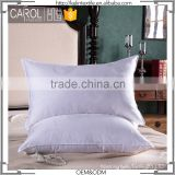 5 stars hotel quality soft 230T fabric feather pillow inner