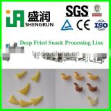 deep fried food processing line