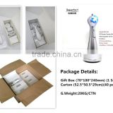 Portable facial care system RF Ion cleaning beauty device