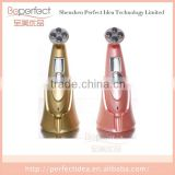 Electric body exfoliator handheld Electric Muscle Stimulate Y-shape massager beauty instrument