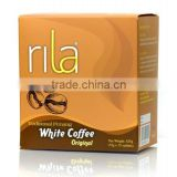 Premium Penang White Coffee Instant 4 in 1 Beverage Coffee Supplier Malaysia Whit Coffee
