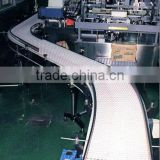 wire mesh belt conveyor system