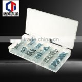 High Pressure Carbon Steel Pipe Grease Valve Nipple Fitting Assortment With Different Size