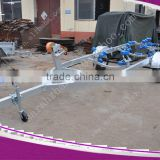 Boat Trailer Use galvanized boat trailer