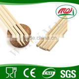 4.0mmX24cm single point bbq motorized rotisserie bamboo round skewer