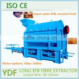 Hot sale high performance coconut coir machine