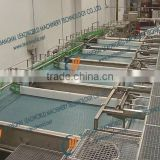 pet bottle destacking conveyor