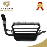 Guangzhou motorcycle spare parts quality assured rear luggage carrier