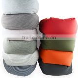 New products no imprinting strip bolster cushion cotton travel neck sleeping anti wrinkle neck pillow made in china