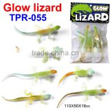 Novelty Glow Lizard Toys for Children