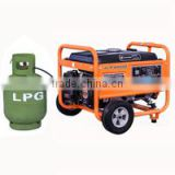 China Gas Series Generator Reliable Supplier, 2.5kw LPG Generator