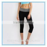 Top Quality Fitness Elastic Pants Women Dance Yoga Sports Pants Tights Gym Workout Clothing Fashion Legging