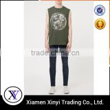 Unique customized mens good quality tank tops