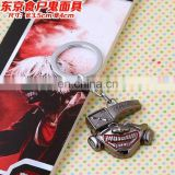 Fashion Hot Mask Key Chain Anime Tokyo Ghoul Key Chain Wholesale Fullmetal Tokyo Ghoul Key Chain New for Kid