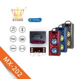 Karaoke mobile phone bluetooth speakers with LED light