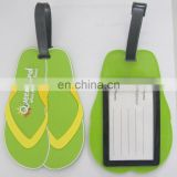 Customed Plastic PVC material luggage tag or bag tag or name tag