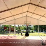 Liri Clear Span Tent Structure as Basketball Court