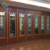 High Absorption Interior Movable Partition Wall Good Quality Folding Sliding Active Aluminium
