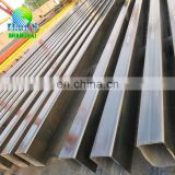 Non-alloy building material black rectangular pipe square steel tubes