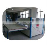 Wood texture transfer printing machine for door