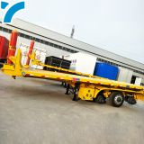 20FT Skeleton Container Rear Tipper Semi Trailer