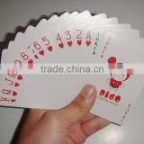 Custom Playing Card Cartoon Card with factory price