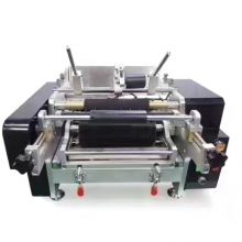 Detection Reagent Tube Labeling Machine Automatic Label Equipment Horizontal Labeling Machine